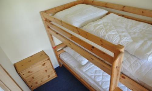... einem Etagenbett
