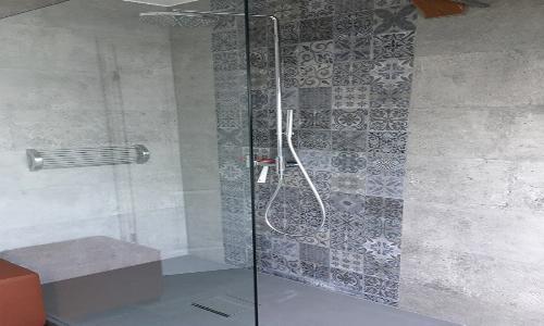 ... Walk-In-Dusche