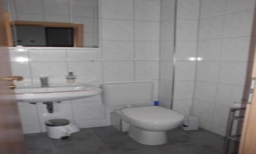 WC im oberen Bereich