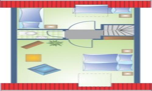 Dachgeschoss (3.OG)