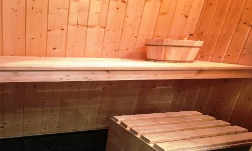 Sauna im ...